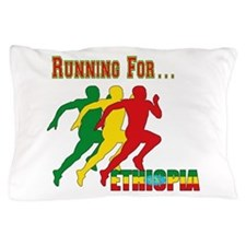 Ethiopia Running Pillow Case