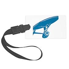 Enterprise Blue Luggage Tag