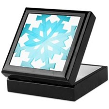 Snowflake Keepsake Box