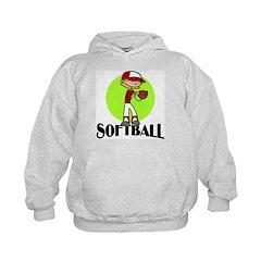 Softball Hoodie