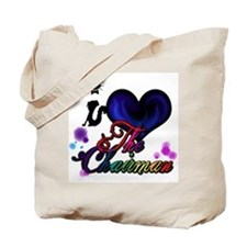 I love The Chairman Tote Bag