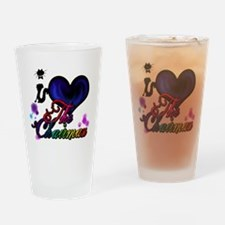 I love The Chairman Drinking Glass