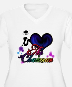I love The Chairman Plus Size T-Shirt