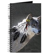 3 Feathers Wolf Journal