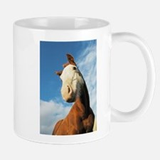 Curious Horse Mug