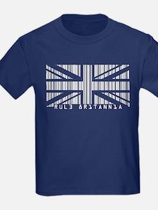 Rule Britannia barcode T-Shirt