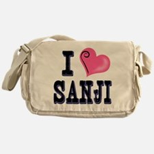 Love Sanji Messenger Bag