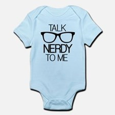 Talk Nerdy To Me Body Suit