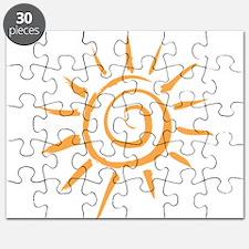 Spiral Sun Puzzle