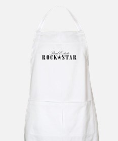 RE Rock Star BBQ Apron
