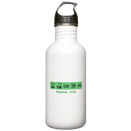 Like A Hipster Water Bottle