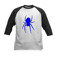 Blue Spider Baseball Jersey