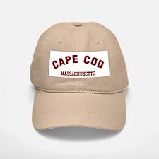 Baseball Baseball Cape Cod Hat