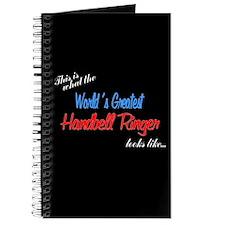 World's Greatest Ringer Black Journal