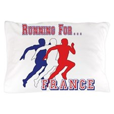 French Running Pillow Case