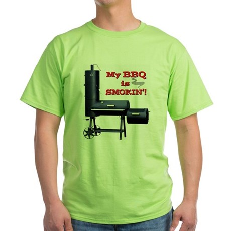 My BBQ is Smokin'! T-Shirt