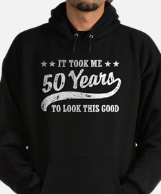 Funny 50th Birthday Hoodie