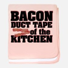Bacon - Duct Tape baby blanket