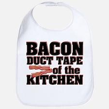 Bacon - Duct Tape Bib