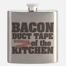 Bacon - Duct Tape Flask