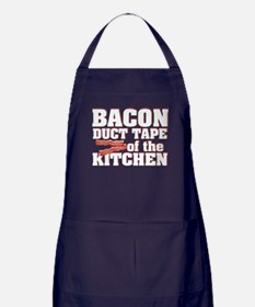 Bacon - Duct Tape Apron (dark)