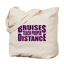 Distance Management Tote Bag