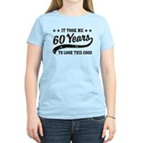 60th birthday Women's Light T-Shirt