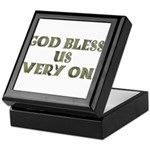 God Bless Us Every One! Keepsake Box