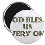 God Bless Us Every One! Magnet