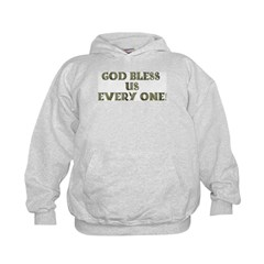 God Bless Us Every One! Hoodie