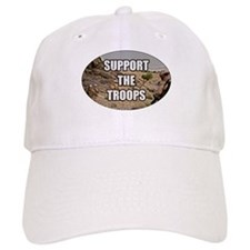Support The Troops - Army Baseball Baseball Cap
