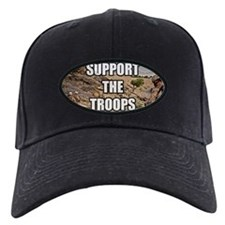 Support The Troops - Army Baseball Hat