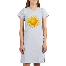 Sun - Sunny - Summer Women's Nightshirt