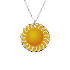 Sun - Sunny - Summer Necklace