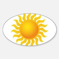 Sun - Sunny - Summer Decal