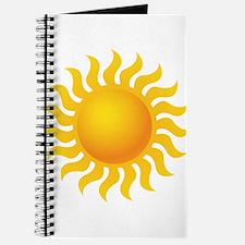 Sun - Sunny - Summer Journal