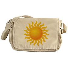 Sun - Sunny - Summer Messenger Bag