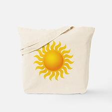 Sun - Sunny - Summer Tote Bag