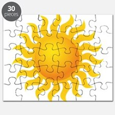 Sun - Sunny - Summer Puzzle