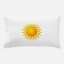 Sun - Sunny - Summer Pillow Case