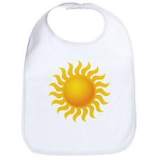 Sun - Sunny - Summer Bib