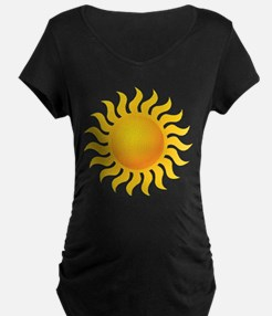 Sun - Sunny - Summer Maternity T-Shirt