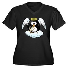 Angel Penguin Plus Size T-Shirt