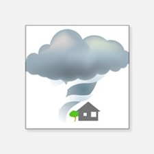Tornado - Weather - Storm Sticker