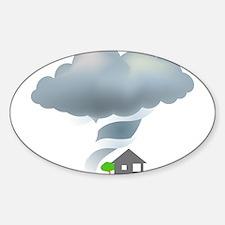 Tornado - Weather - Storm Decal