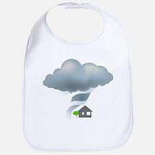 Tornado - Weather - Storm Bib