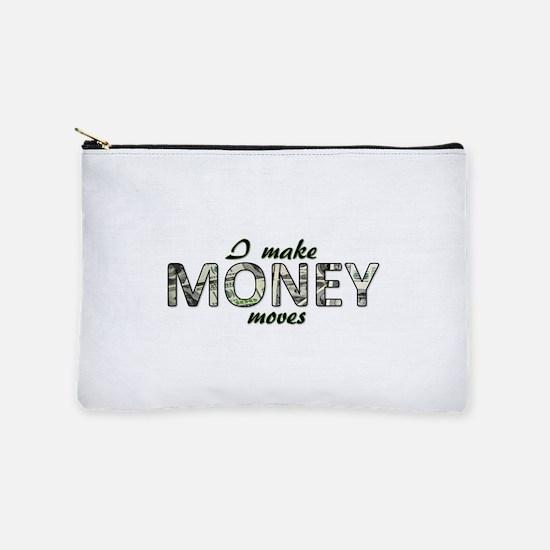 Money Moves Makeup Pouch