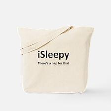 iSleepy Nap Tote Bag