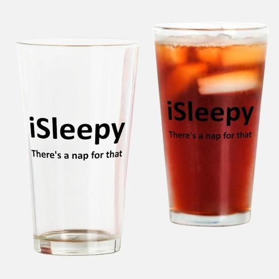 iSleepy Nap Drinking Glass