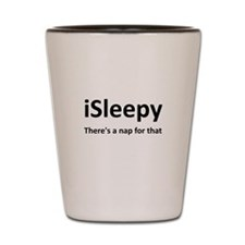 iSleepy Nap Shot Glass